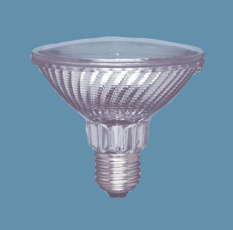 OSRAM   E27 PAR38 75W(80W) 30* HALOPAR 15X1 лампа-фара d=122 l=136 64838 ES FL Osram 4008321380340