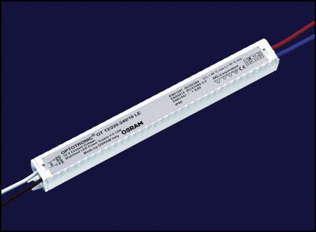 OSRAM | Тр-р OT =10V 15W 230-240 LE IP66 237*20*22 Optotronic Osram 4052899905559