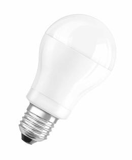 OSRAM | E27 A 10.5W(=100W)/827 1060lm 240° 15000h традиц. форма  LS CLA 100 лампа тепл Osram 4052899971578