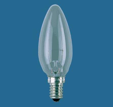 OSRAM | E14 свеча 40W прозрачная CLASSIC B CL лампа Osram 4008321788641