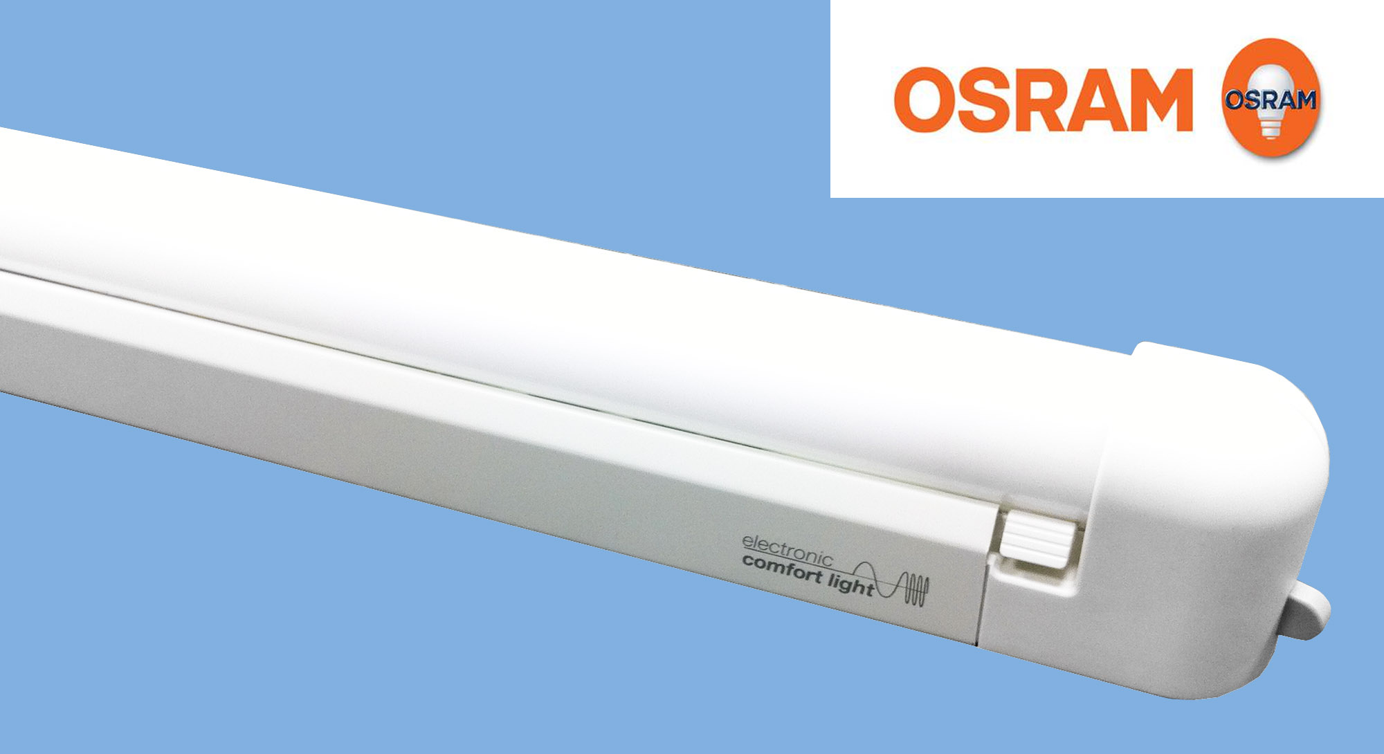 OSRAM | 72154  LUMILUX COMBI-F  58W 1528x30x58 (G13 белый электрон без шнура) - свет-к кор. 4