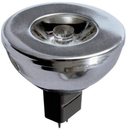 OSRAM | GU5.3 Лампа 2.8W DRAGONSTAR 500OR оранж  12V 50Hz  6X1 80026 Osram 133250