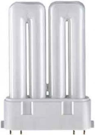 OSRAM | 2G10 F24W/830 теп белая3000K DULUX F LUMILUX  лампа люминесцентная Osram 333601