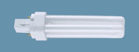 OSRAM | G24d-2 18W/830 жел бел  лампа люминесцентная 3000K DULUX D Osram 025704
