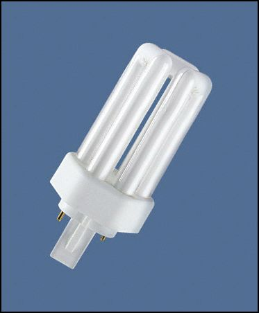 OSRAM | GX24q-4  42W/830 LUMILUX Warm White DULUX T/E Osram 425641  167x49x45