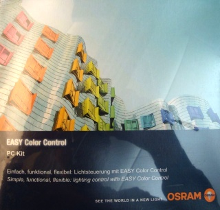 OSRAM | DALI_EASY PC KIT Color Control software Osram 4008321
