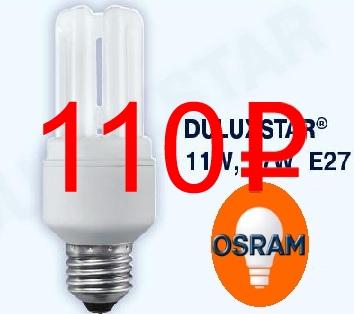 OSRAM | E27 11 (=60)W/827 DULUXSTAR EE комп люм лампа Osram 4008321061317