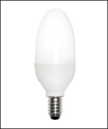OSRAM | E14  9 (=40)W/827 DULUXSTAR CL B 340lm комп люм лампа Osram 063656 D46 063656