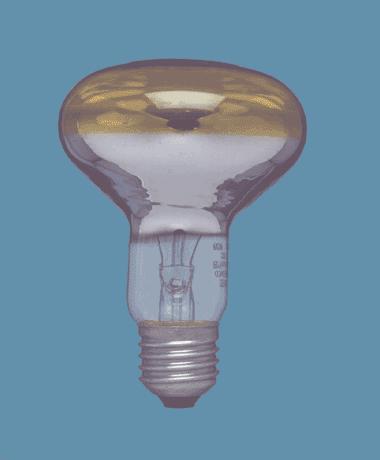 OSRAM | E27 R63 40W зеркальная  CONCENTRA  SPOT R63 лампа Osram 310640