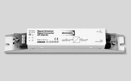 OSRAM   ЭПРА Фазовый преоброз 1-10V HF DIM SC Osram 298009