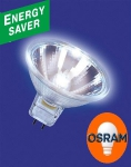 OSRAM | GU5.3  20W(=35W) 12V 60* IRC галогенная лампа Energy saver 4000h Osram 48860VWFL art 620220