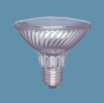 OSRAM | E27 PAR38 75W(80W) 30* HALOPAR 15X1 лампа-фара d=122 l=136 64838 ES FL Osram 4008321380340