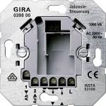 GIRA | 039800 Механизм управления жалюзи с входом для подключения дополнительного  устройства Gira
