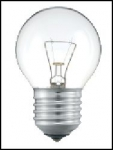 OSRAM | E27 P-45 25W прозр лампа накал Osram  4008321788733