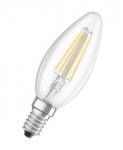 OSRAM | E14 свеча  LED SCL B40        4W/827   230V CL    FIL E14  470lm FS1 Osram 4058075068353