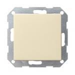 GIRA | 012601 Выключатель 1кл с самовозв унив. перекл.   System 55 Gira