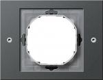 GIRA | 021167 Рамка 1-месная антрацит TX-44 Gira