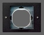 GIRA | 021367 Рамка 3-месная антрацит TX-44 Gira