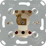 GIRA | 016300 Механизм выключателя с замком 1 полюсный Gira