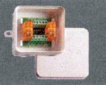 GIRA | 038700 Разделительное реле 2 канальное с параллельным входом и автоном Gira