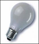 OSRAM | E27 A55 60W матовая d60x105 CLASSIC A FR лампа накаливания Osram 005485
