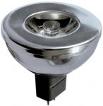 OSRAM | GU5.3 Лампа 2.8W DRAGONSTAR 500GR зелен 12V 50Hz  6X1 80024 Osram 908346