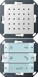 GIRA | 128003 Домофонная станция бесцветная клавиатура крем глянец Gira