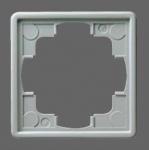 GIRA | 021142 Рамка 1-местная серый S-Color Gira