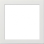 GIRA | 0289112 Промежуточная рамка с квадратным отверстием 55х55 мм GIRA