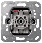 GIRA | 015200 Механизм 1кн выключателя с змык.контактом (однополюсн) Gira