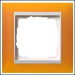 GIRA | 021132  Рамка 1-местная янтарь бежевый Event Gira