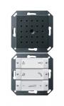 GIRA | 1280128 Двойное внутреннее переговорное устройство антрацит  Gira