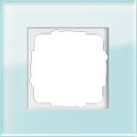 GIRA   021118 Рамка 1-местная стекло Esprit Gira