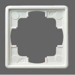 GIRA | 021140 Рамка 1-местная  белый S-Color Gira