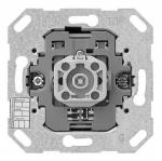 GIRA | 018400 Кнопочный шинный контролер 1-клавишный, 2-полюсной со светодиодной подсветкой