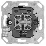 GIRA | 018500 Кнопочный шинный контролер 2-клавишный, 2-полюсной со светодиодной подсветкой