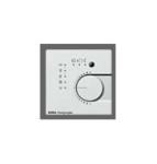 GIRA | 2100111 глянцевый кремовый многофункциональный термостат с шинным контроллером F100 Gira