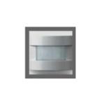 GIRA | 0889112 датчик движения  глянцевый белый накладка Standard для верхней зоны установки  F100 Gira