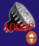 OSRAM | GU5.3   5.5W/WW 12V  MR16 20 36* тепл.бел. 3000K 25000h DIM 12В AC/DC PARATHOM Osram