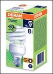 OSRAM   E27 23W/825 DULUXSTAR Mini Twist 8000h 2500K 1500lm LUMILUX комп люм лампа Osra4008321294029