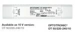 OSRAM | Трансформатор OT 50/230-240/10V  Optotronic Osram