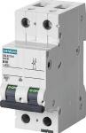 SIEMENS | 5SL62257  Автоматический выключатель 2Р 25А 6кА C T=70 Siemens