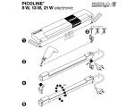 OSRAM | Светильник Picoline 978mm 21W art 72043 Osram 593975
