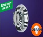 OSRAM | G53 50W(=75W) 12V ECO  8* HALOSPOT 111 галогенная лампа Energy saver 4000h Osram 48835 SP art 656861