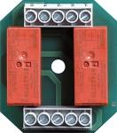 GIRA | 038200 Двухканальное разделительное реле скрытого монтажа Gira