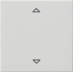 GIRA | яяяя063403 Накладка управления жалюзи глянц Standart белый Gira