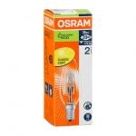 OSRAM | E14 свеча 18W(=20W) 170lm 2700K 2000h лампа ES 64541B  Osram 4008321927286