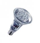 OSRAM | E14 R50 0.67W red 220V 12* DECOSPOT LED PAR 16 W 80003 Osram 905529