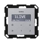 GIRA | 228426 Радиоприемн. для скрыт. проводки  без динамика  Standart 55 Gira