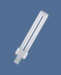 OSRAM | G23 11W/827 жел теп бел лампа люминесцентная Osram